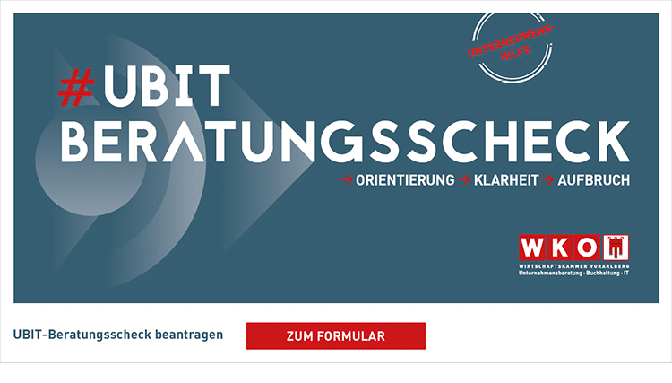 UBIT Beratungsscheck